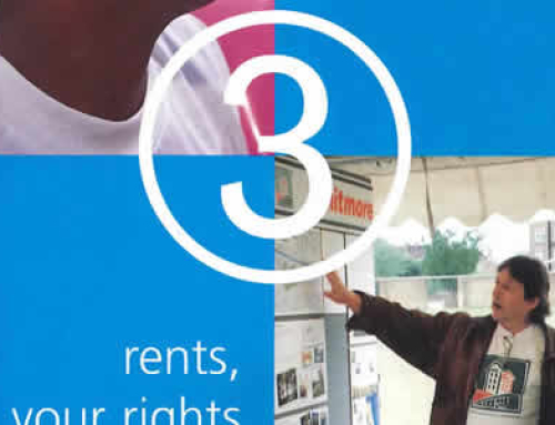 Estate Regeneration Strategy 3: Rents, your rights & management – 1998