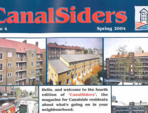 Canalsiders: Spring 2004
