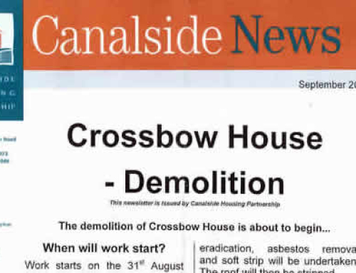 Canalside News: September 2005