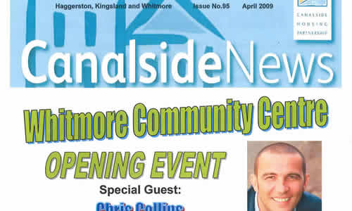xarchive2009_News_Canalside News Apr 2009 No95